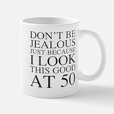 50th Birthday Jealous Mug