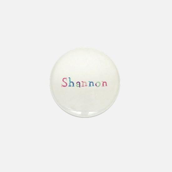 Shannon Princess Balloons Mini Button