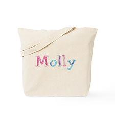 Molly Princess Balloons Tote Bag