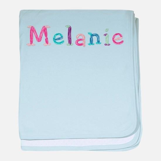 Melanie Princess Balloons baby blanket