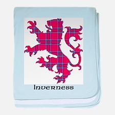 Lion - Inverness dist. baby blanket