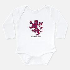 Lion - Inverness dist. Long Sleeve Infant Bodysuit
