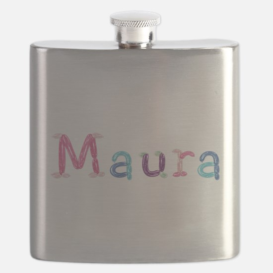 Maura Princess Balloons Flask