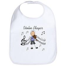 Violin Player Bib