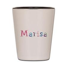 Marisa Princess Balloons Shot Glass