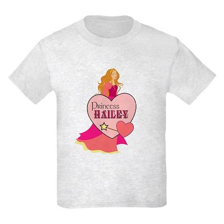 Princess Hailey Kids Light T-Shirt