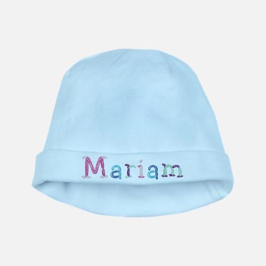 Mariam Princess Balloons baby hat