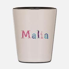 Malia Princess Balloons Shot Glass