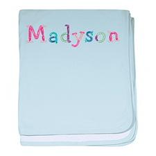 Madyson Princess Balloons baby blanket