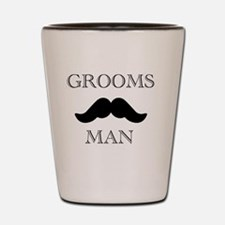 Goomsman_mustach Shot Glass