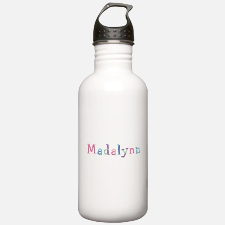 Madalynn Princess Balloons Water Bottle