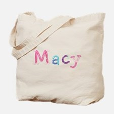 Macy Princess Balloons Tote Bag