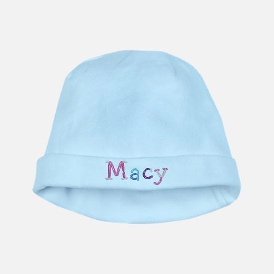 Macy Princess Balloons baby hat