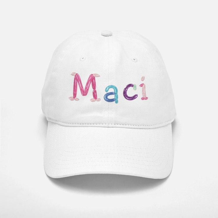 Maci Princess Balloons Baseball Baseball Baseball Cap