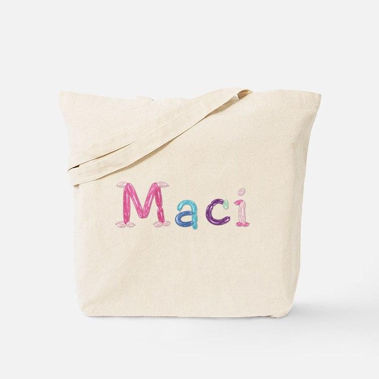 Maci Princess Balloons Tote Bag