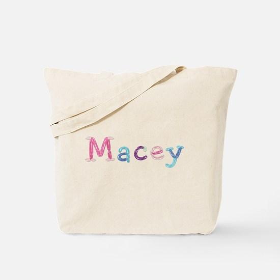 Macey Princess Balloons Tote Bag