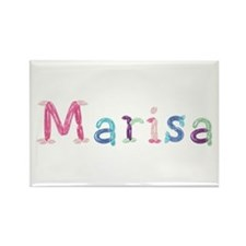 Marisa Princess Balloons Rectangle Magnet