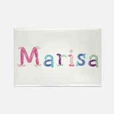 Marisa Princess Balloons Rectangle Magnet