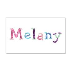 Melany Princess Balloons 20x12 Wall Peel