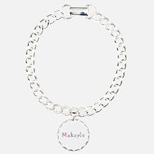 Makayla Princess Balloons Bracelet