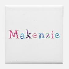 Makenzie Princess Balloons Tile Coaster
