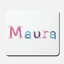 Maura Princess Balloons Mousepad