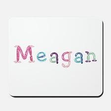 Meagan Princess Balloons Mousepad