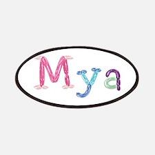 Mya Princess Balloons Patch