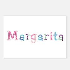 Margarita Princess Balloons Postcards 8 Pack