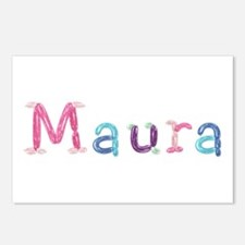 Maura Princess Balloons Postcards 8 Pack