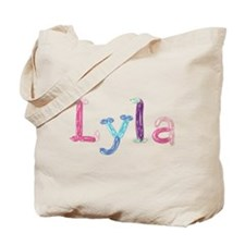 Lyla Princess Balloons Tote Bag