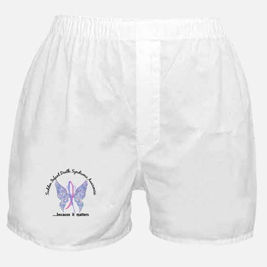 SIDS Butterfly 6.1 Boxer Shorts