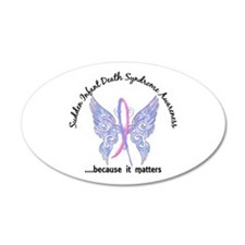 SIDS Butterfly 6.1 Wall Decal