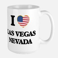 I love Las Vegas Nevada Mugs