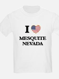I love Mesquite Nevada T-Shirt