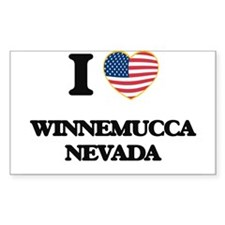 I love Winnemucca Nevada Decal