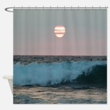 Funny Photographic Shower Curtain