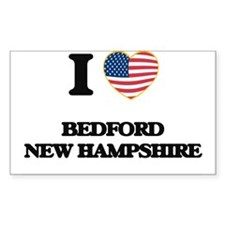 I love Bedford New Hampshire Decal