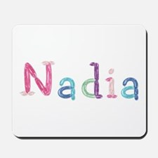 Nadia Princess Balloons Mousepad