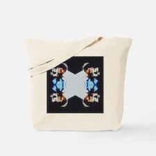 Cute Mac Tote Bag