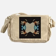 Cute Salad Messenger Bag