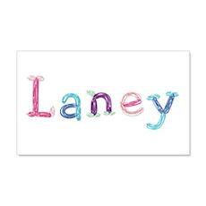 Laney Princess Balloons 20x12 Wall Peel