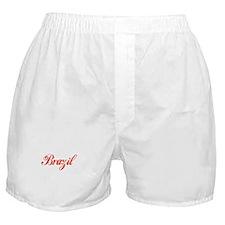 Vintage Brazil Boxer Shorts