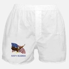 Navy Seabees Boxer Shorts