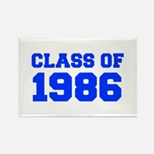 CLASS OF 1986-Fre blue 300 Magnets