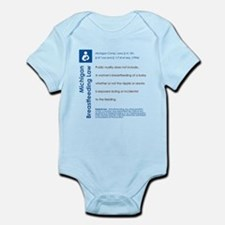 Breastfeeding In Public Law - Michigan Body Suit
