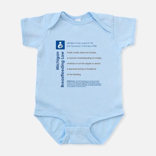 Breastfeeding In Public Law - Michigan Body Suit