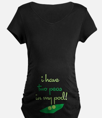 2 Peas in My Pod T-Shirt