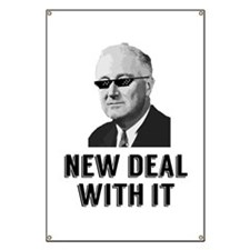 New Deal With It Banner