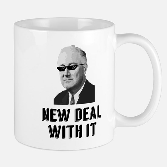 New Deal With It Mugs